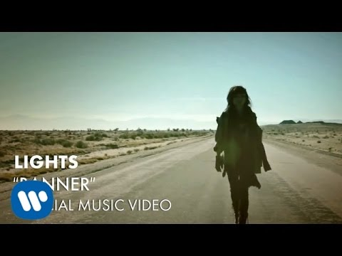 LIGHTS - 'Banner' Official Music Video