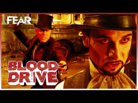 The Gentleman vs Slink | Blood Drive