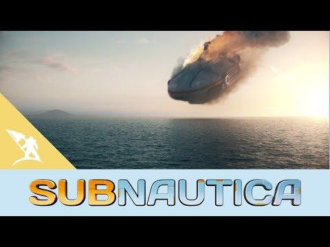 Subnautica Cinematic Trailer (видео)