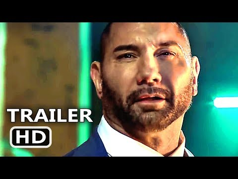 MY SPY Official Trailer (2019) Dave Bautista Action Movie HD - Thời lượng: 2 phút, 25 giây.