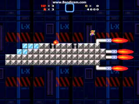 SMBX Wario Land 2 Boss Battles