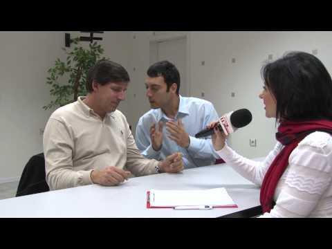 Entrevista para TV Galina