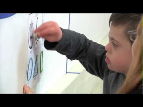 Watch video Down Syndrome: Occupational Therapy Demonstration
