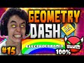 "Geometry Dash! ""ELECTRODYNAMIX"" COMPLETADO 100% #15 - TheGrefg"
