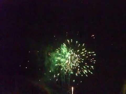 Feuerwerk - Brauereifest Bruch 2