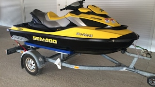 6. 2010 SEA DOO RXT 260 IS JET SKI - EUR 8,500