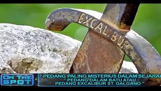 Video 7 Pedang Paling Misterius Dalam Sejarah On The Spot Trans 7 Terbaru 7 Januari 2016 MP3, 3GP, MP4, WEBM, AVI, FLV Mei 2018