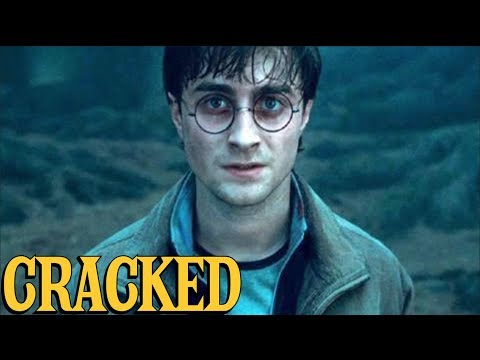 Cracked harry potter sequels
