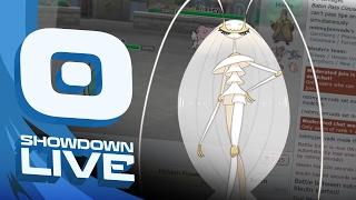 SPECS PHEROMOSA Dugtrio Suspect Laddering #2 - Pokemon Sun and Moon! Showdown Live! by PokeaimMD