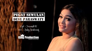 Pegat Sewulan - Desy Paraswaty - Official Video Music Full HD