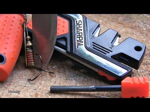 Messerschärfer & Survival Tool von SHARPAL Bushcraft, Angeln, Jagd & Camping | Outdoor AusrüstungTV