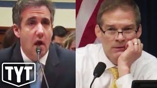 Michael Cohen Dunks On Jim Jordan