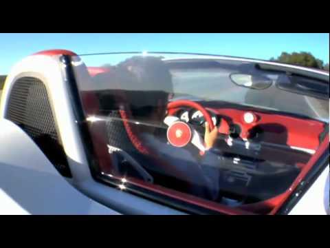 Porsche Boxster Spyder Реклама Porsche: Boxster Spyder -