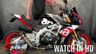 1. Jordanbikes- for sale Aprilia Tuono V4 Factory 1100 2016/16 Austin Racing pipe £10990