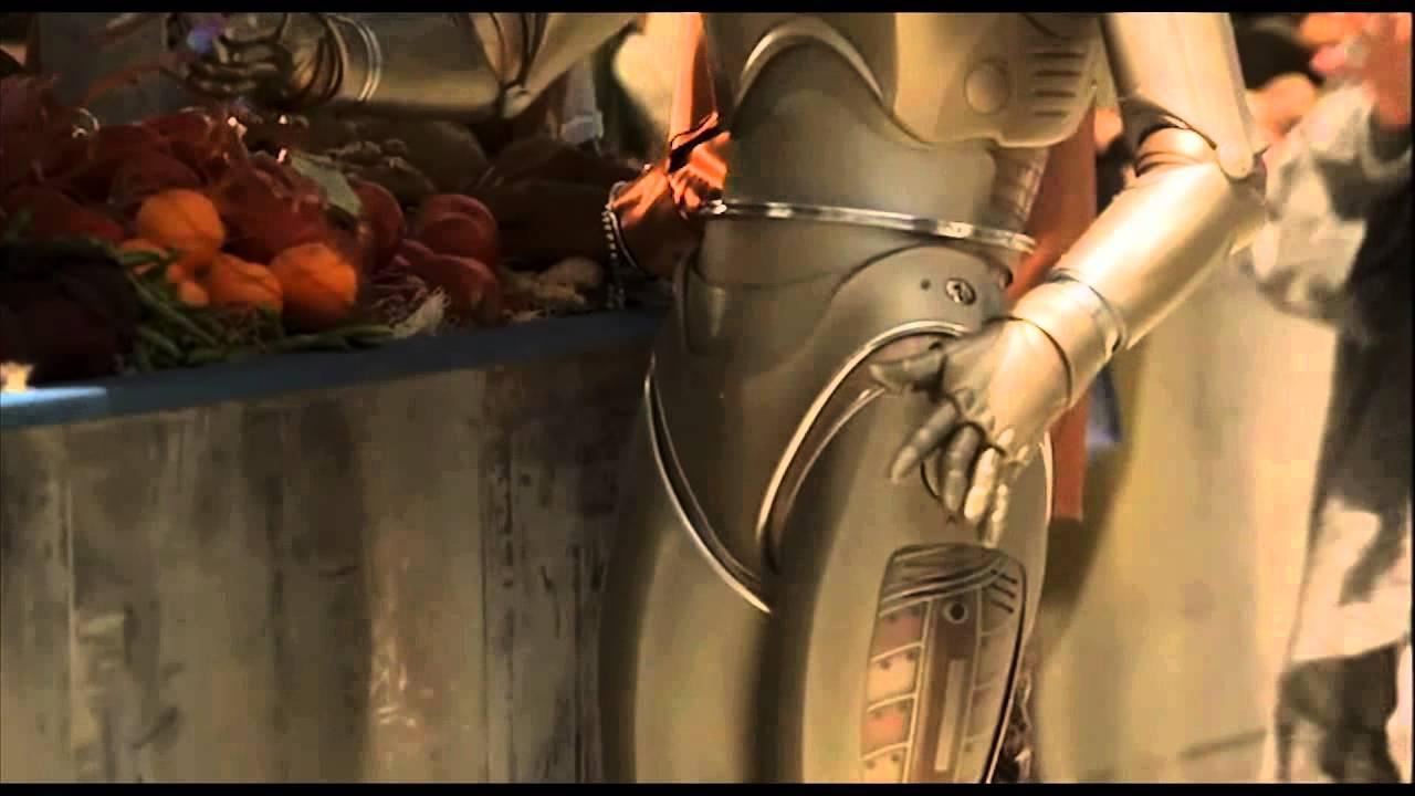 Bicentennial Man - Robot Dance Scene