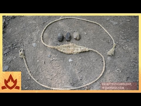 How To Make An Authentic Primitive Sling