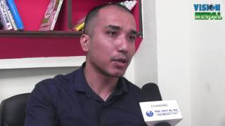 Pankaj Raj Shrestha  Managing Director  Intetnational Icon Education Consultancy  Interview By Bishal Adhikari NITV Media ...