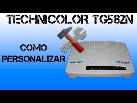 Technicolor Modem Telmex