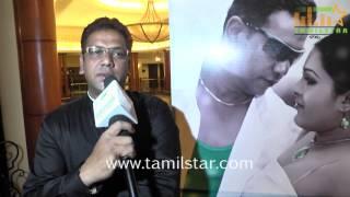 P.Ravi Kumar at Unmai Movie Press Meet