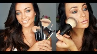 Must Have Makeup Brushes! - YouTube