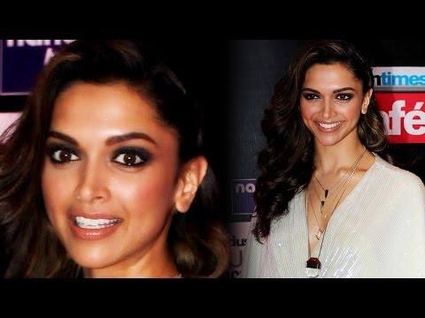 Deepika Padukone Finds Shah Rukh Khan Stylish