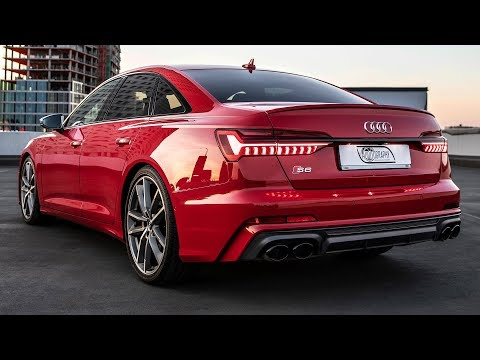 2020 AUDI S6 - 700NM TORQUE BEAST - BUT IS IT ENOUGH? - The TDI version for Europe