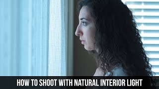 Are you shooting a short film that is covered mostly with interior scenes? In this filmmaking & cinematography tutorial, learn how to shoot with interior natural lights without any light modifiers or set lights. Filming with natural light can provide you with extraordinary results. You can easily create a strong sense of mood with the window light is in the shot. You can create beautiful contrast when your subject is close to the window and if you use it correctly, you can create a nice even key. Like the music? Get your royalty free music at Artlist.io.http://bit.ly/2t7xrrPSocial Media:Drop a like on Facebook: https://www.facebook.com/sonduckfilmHit me up on Instagram: http://instagram.com/sonduckfilmFollow me on Twitter: https://twitter.com/SonduckFilmConnect with me on Linkedin: https://www.linkedin.com/in/joshnoel