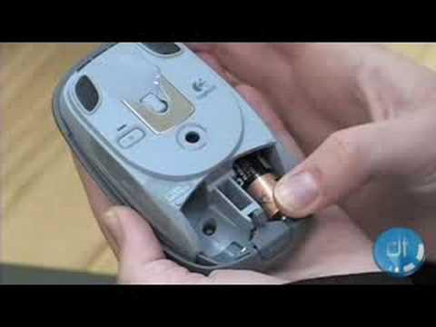 Logitech V550 Nano Cordless Laser Mouse Review