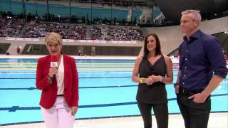 John Bishop Vs Sebastian Coe In Clash Of The Titans: Event Five | Sport Relief 2014
