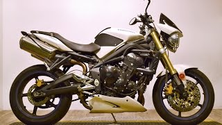 7. 2008 Triumph Street Triple 675 For Sale at Monster Powersport