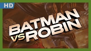 Batman vs. Robin (2015) Trailer