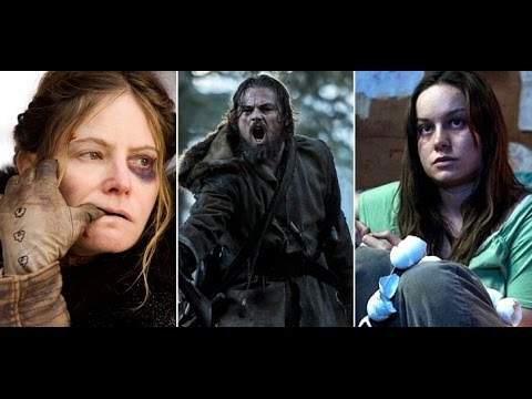 A Supercut of 2016 s OscarNominated Films
