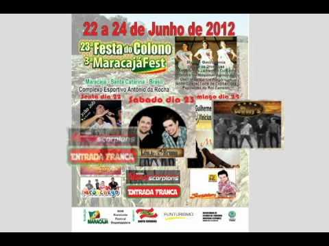 23º Festa do Colono e 2º Maracajafest em Maracajá
