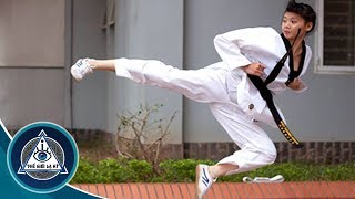 Slow Motion Martial Art Performance :))