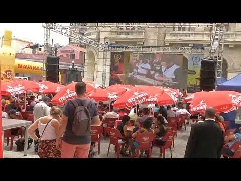 Havanna: Hemingway-Bar El Floridita feierte 200. J ...