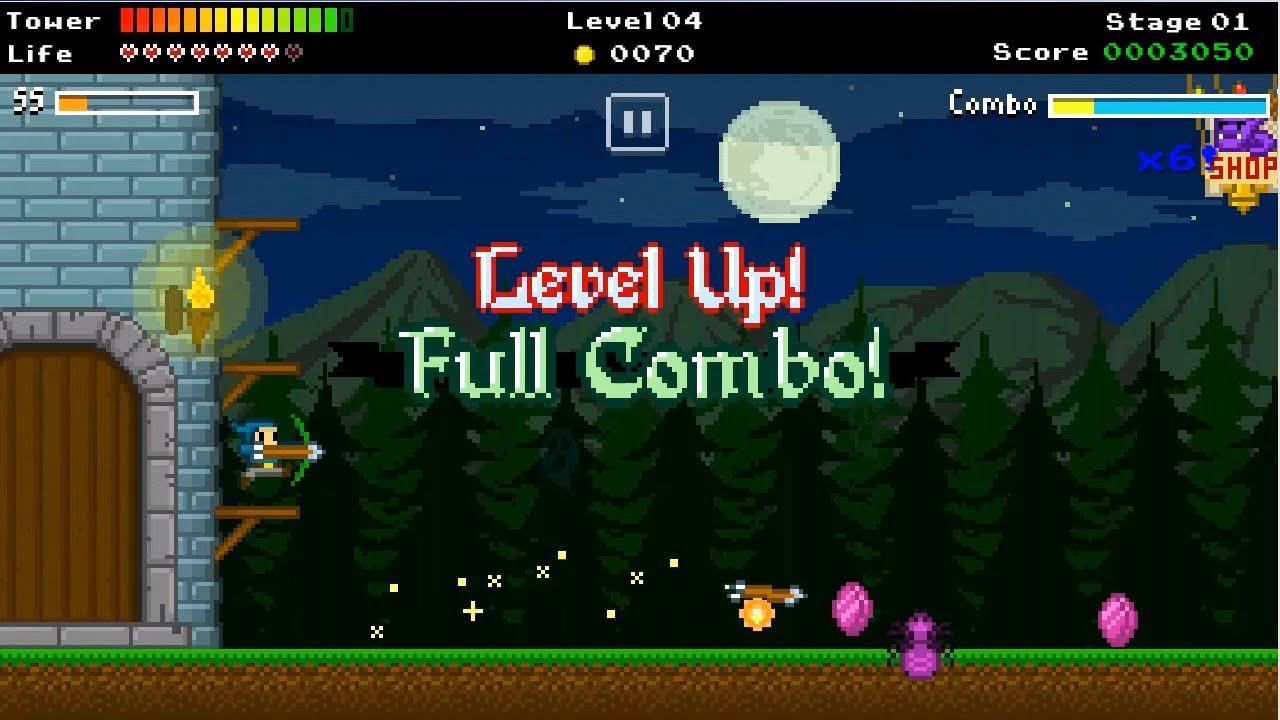 Freebie Alert: Fun Castle Defending Game 'Warcher Defenders' Free for Halloween