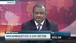 ABN's Alishia Seckam speaks with Arsenio Mabote, Chairman of the National Institute of Petroleum, looking at an overview of...
