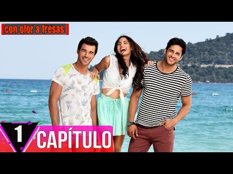 Con Olor a Fresas - Capitulo 1 (Subtitulado en español)   Cilek Kokusu