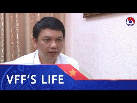 TTK VFF Lê Hoài Anh U23 Việt Nam đặt mục tiêu đầu bảng K tại VL U23 châu Á 2020 | VFF Channel - Thời lượng: 14 phút.