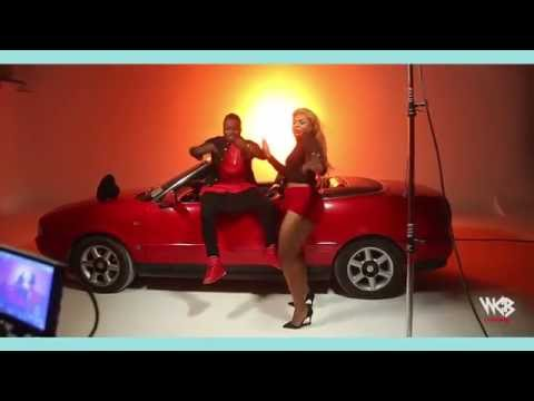 Dully Sykes Ft Harmonize - Inde Behind The Scene Video Part 4