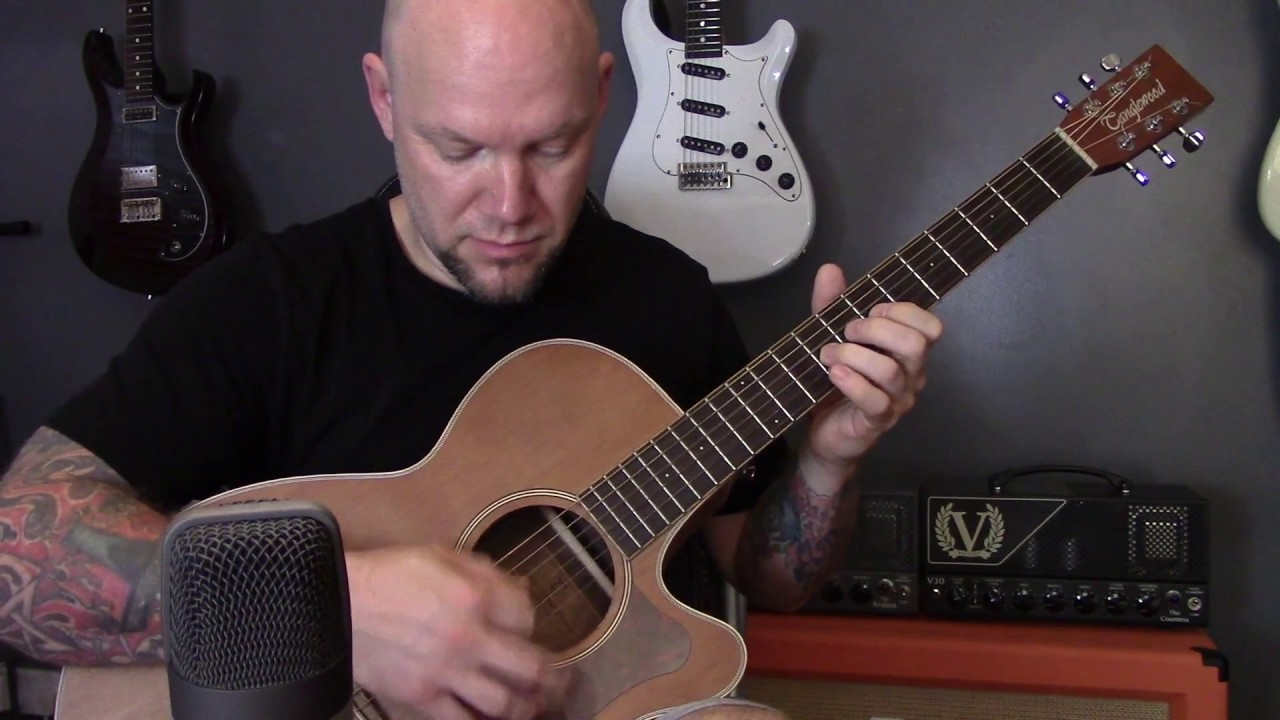 Black Metal On An Acoustic Guitar – Nargaroth – Seven Tears Are Flowing To The River