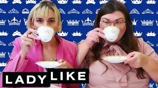 We Follow Princess Rules For A Day • Ladylike