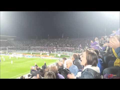fiorentina - bologna 2-0 gol blaszczykowski live maratona e tifo viola