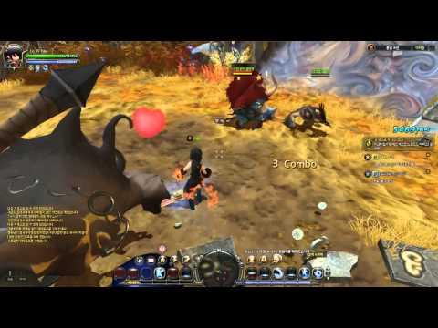 Dragon Nest Dark Avenger - Golden Meadows