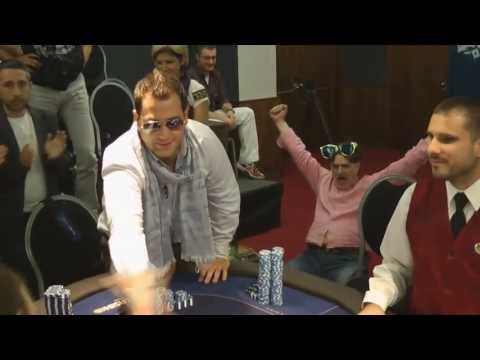 Danube Poker Masters 5: Main Event - Robinjo Show_Legjobb pker videk