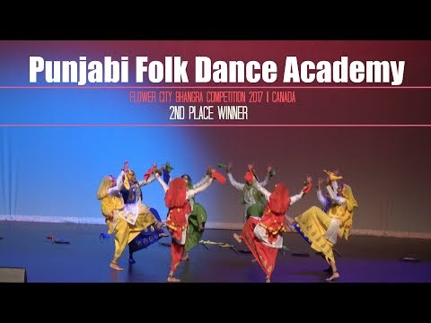 Video Punjabi Folk Dance Academy | Flower City Bhangra Competition 2017 | Second Place Winner download in MP3, 3GP, MP4, WEBM, AVI, FLV January 2017