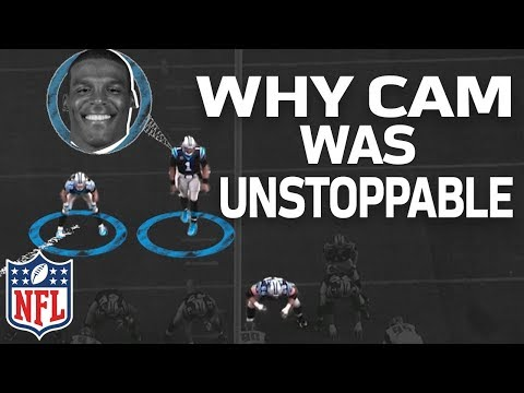 Video: Why Cam Newton was Unstoppable on the Panthers Game-Winning Drive | NFL Highlights