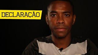O atacante do Peixe, Robinho, comentou a notícia absurda que foi divulgada nessa quarta, dia 22 de outubro. ** Inscreva-se na...