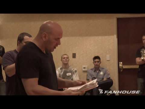 Behind the Scenes at TUF 11 Tryouts in Los Angeles