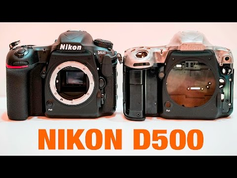D500 hands on - worlds best APSC Camera?